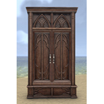 Alinor Wardrobe, Polished