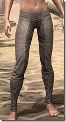 Pyandonean Homespun Breeches - Female Front