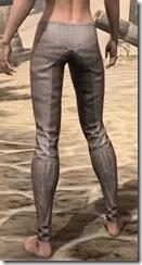 Pyandonean Homespun Breeches - Female Rear