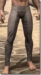 Pyandonean Homespun Breeches - Male Front