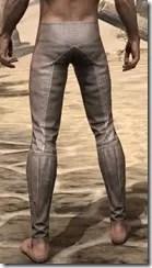 Pyandonean Homespun Breeches - Male Rear