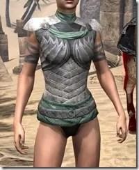 Pyandonean Homespun Jerkin - Female Front