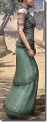 Pyandonean Homespun Robe - Female Right