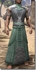 Pyandonean Homespun Robe - Male Front