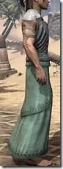 Pyandonean Homespun Robe - Male Right