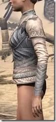 Pyandonean Iron Cuirass - Female Side