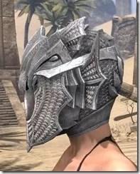 Pyandonean Iron Helm - Female Side
