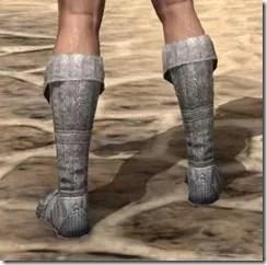 Pyandonean Iron Sabatons - Male Rear
