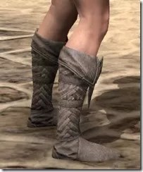 Pyandonean Rawhide Boots - Female Right
