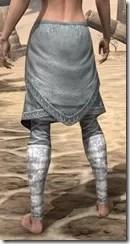 Pyandonean Rawhide Guards - Female Rear