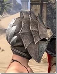 Pyandonean Rawhide Helmet - Female Right