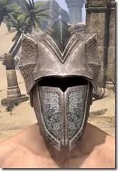 Pyandonean Rawhide Helmet - Male Front