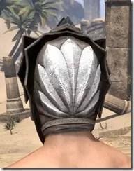 Pyandonean Rawhide Helmet - Male Rear