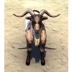 Wrothgar Buck Goat