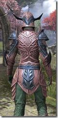 Auroran Knight Dyed Close Rear