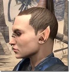 Fierce Pierce Facial Rings Female Side