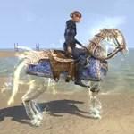 Psijic Horse Exemplar