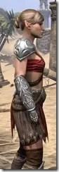 Arena Gladiator - Female Close Side