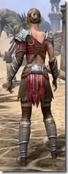 Arena Gladiator - Female Rear