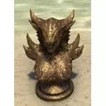 Bust: Sellistrix the Lamia Queen