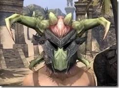 Chokethorn Visage - Male Front