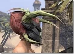 Chokethorn Visage - Male Right