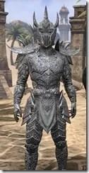 Dremora Iron - Male Close Front