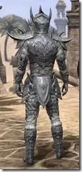 Dremora Iron - Male Rear