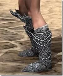 Dremora Iron Sabatons - Female Side