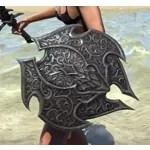 Dremora Maple Shield