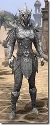 Dremora Rawhide - Female Front