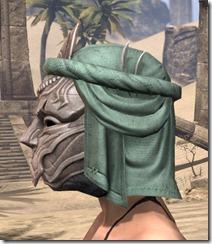 Fanged Worm Heavy Helm - Female Side