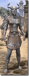 Horned Dragon - Female Front