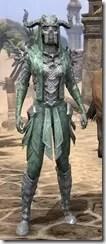 Horned Dragon - Female Shirt Front