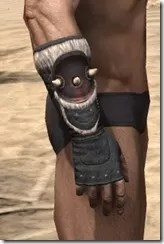 Huntsman Heavy Gauntlets - Male Right