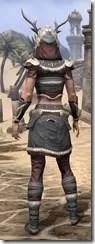 Huntsman Light - Female Shirt Rear