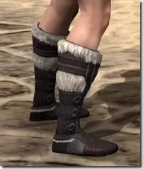 Huntsman Medium Boots - Female Right
