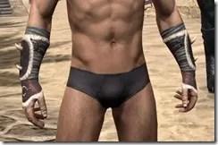 Huntsman Medium Bracers - Male Front