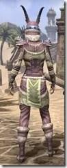Huntsman Medium - Dyed Rear