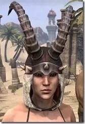Huntsman Medium Helmet - Female Front