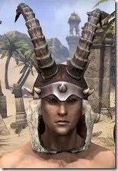 Huntsman Medium Helmet - Male Front