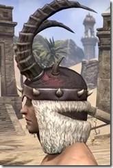 Huntsman Medium Helmet - Male Side