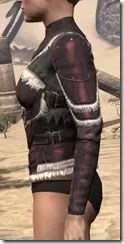 Huntsman Medium Jack - Female Side