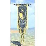 Lilandril Banner, Hanging