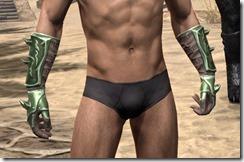 Pit Daemon Gauntlets - Male Front