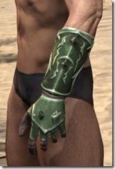 Pit Daemon Gauntlets - Male Side