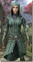 Queen's Eye Spymaster - Dyed Close Front