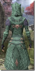 Queen's Eye Spymaster - Dyed Close Rear