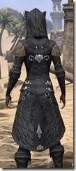 Queen's Eye Spymaster - Female Close Rear