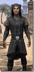 Queen's Eye Spymaster - Male Close Front